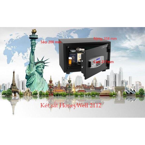 """Đánh giá về chất lượng """"Két sắt chống cháy, chống nước Honeywell 2112 khóa điện tử(Mỹ)"""