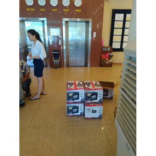 4 lý do khiến két sắt cá nhân khóa điện tử Honeywell được sử dụng phổ biến tại khách sạn, resort