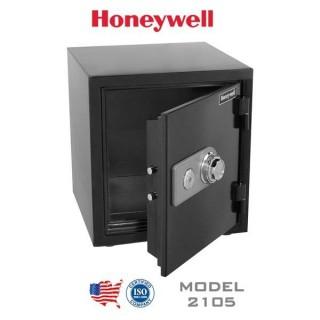 Két sắt chống cháy, chống nước Honeywell 2105 khoá cơ ( Mỹ )