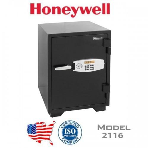 Két sắt chống cháy, chống nước Honeywell 2116 khoá điện tử ( Mỹ )