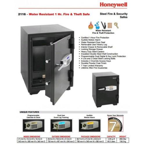 Mua két sắt Honeywell – rước tài lộc vào nhà