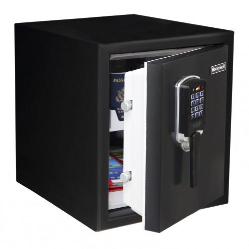Lý do chọn két sắt chống cháy, chống nước Honeywell 2605 khóa điện tử?