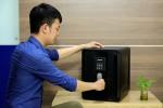 Sự khác biệt của model két sắt chống cháy, chống nước 2901 khoá điện tử của Honeywell