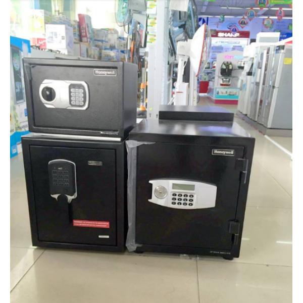 3 loại két sắt chống cháy, chống nước Honeywell khóa cơ bán chạy nhất