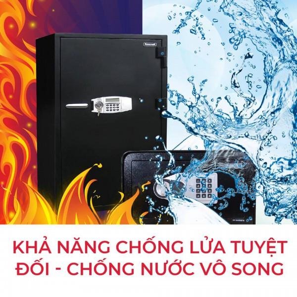 Có nên mua két sắt chống cháy, chống nước?